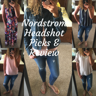 Nordstrom Headshot Review