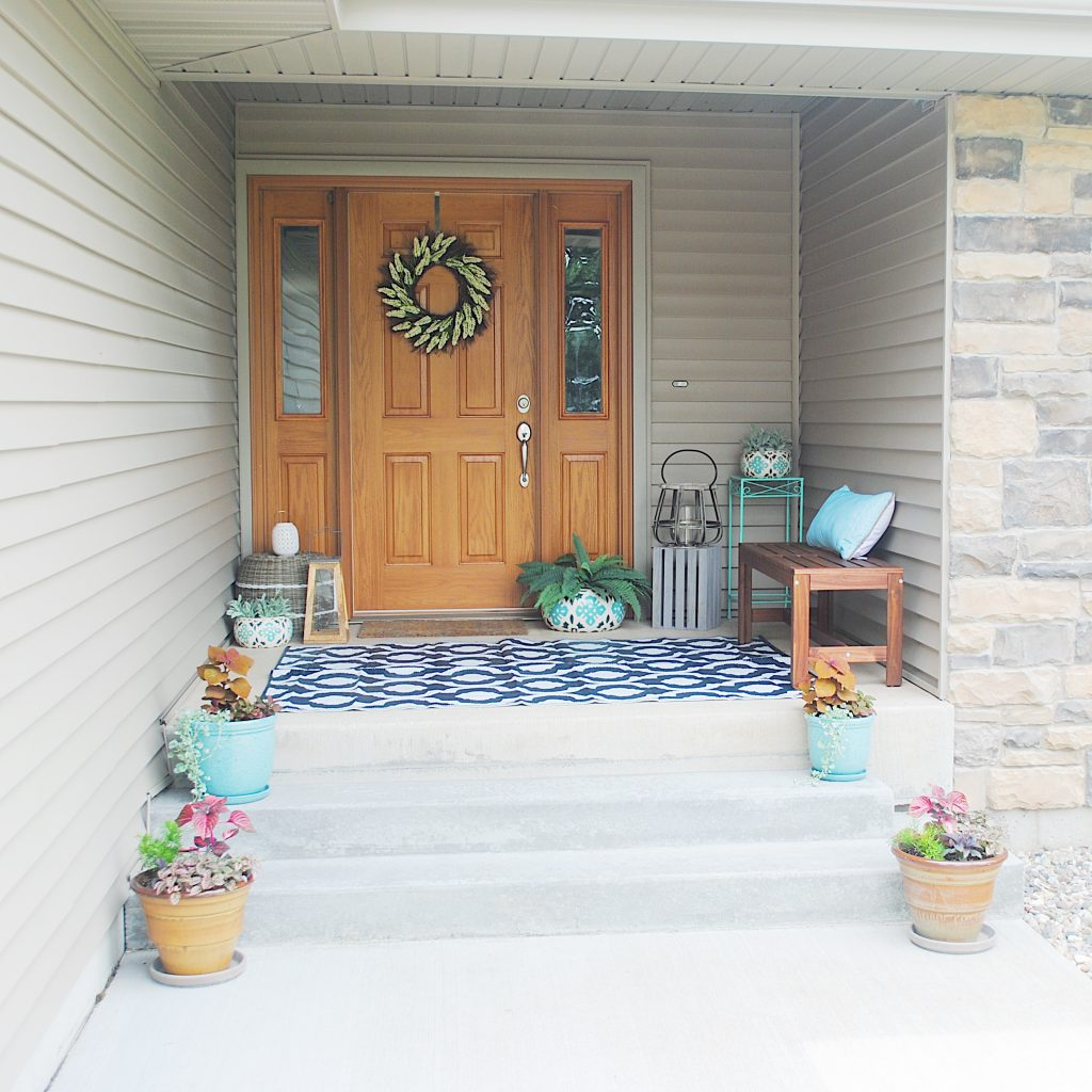 Front Porch Reveal: After 2
