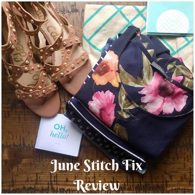 June Stitch Fix Review