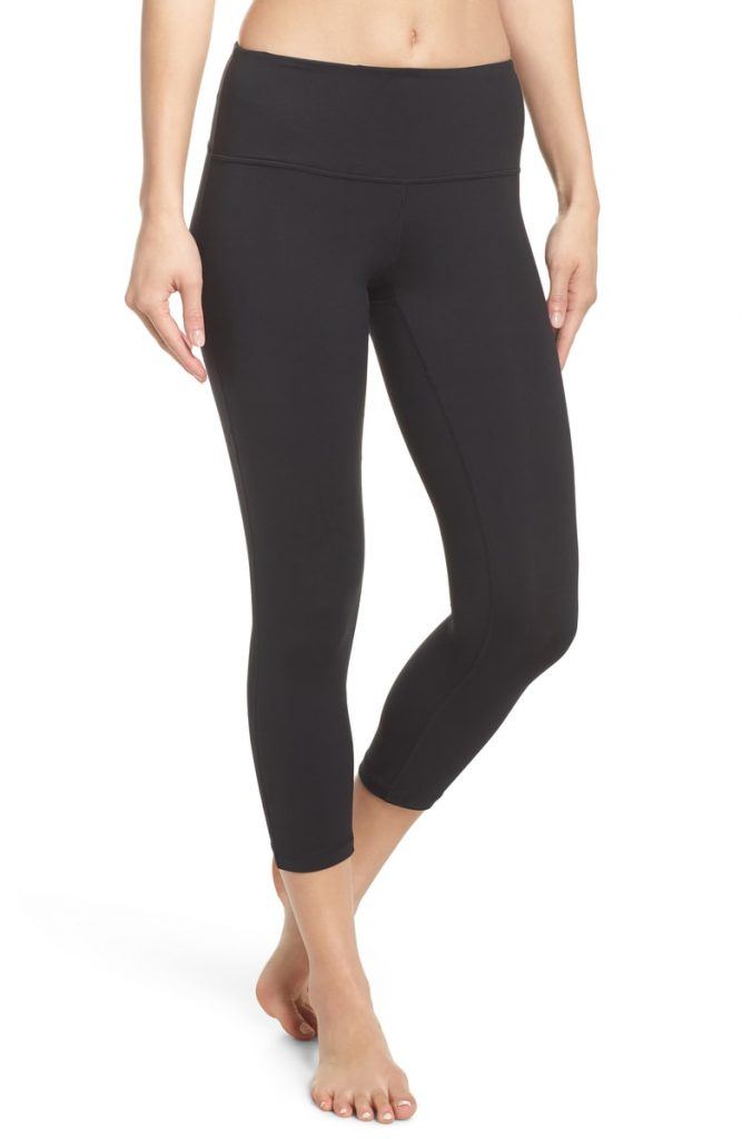 Live in Lite Crop Leggings