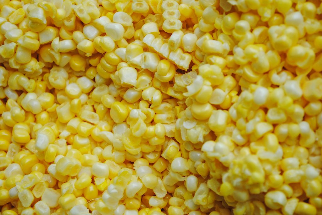 How to Freeze Sweetcorn