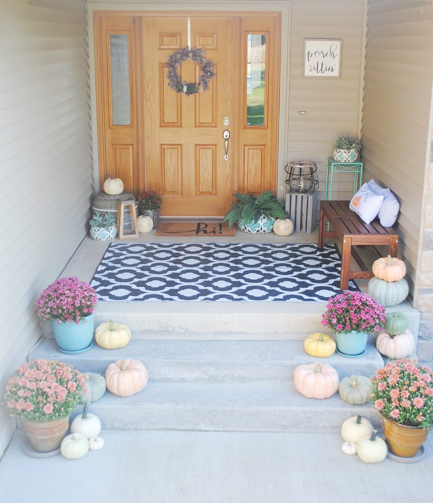 Fall Front Porch 2