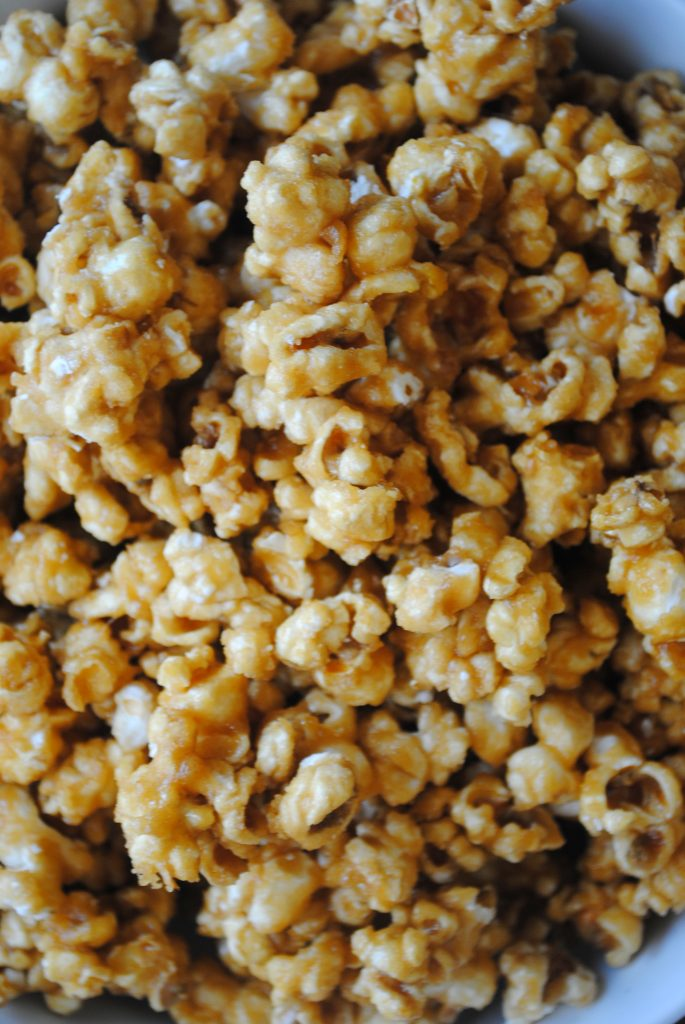 The Best Caramel Corn
