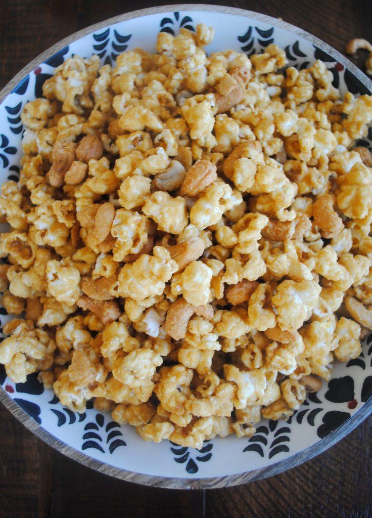 Caramel Cashew Crunch