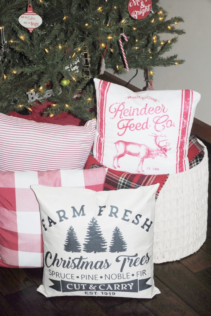 Top Ten Affordable Amazon Farmhouse Christmas Pillows