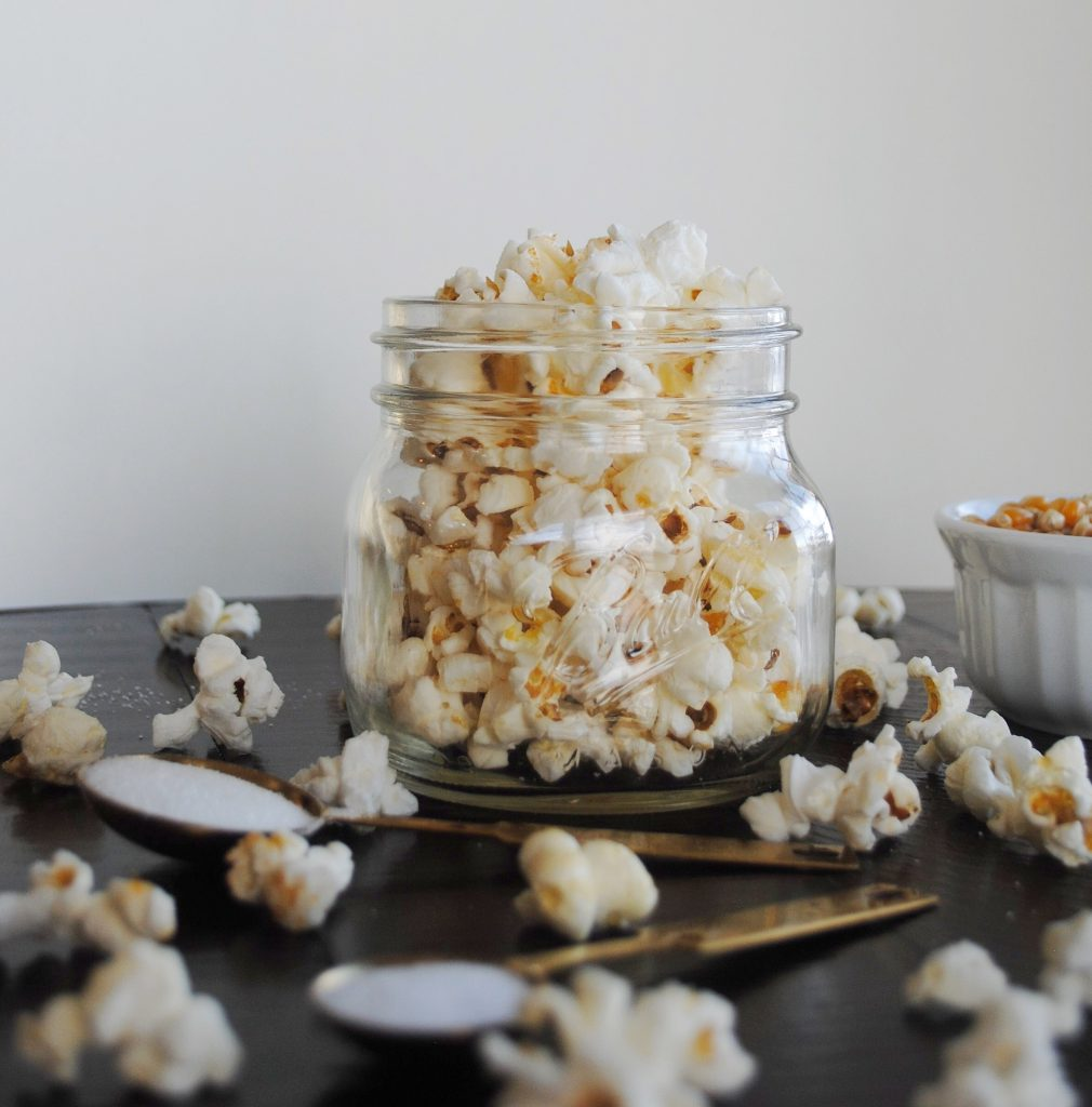 Fast, Easy Homemade Kettle Corn