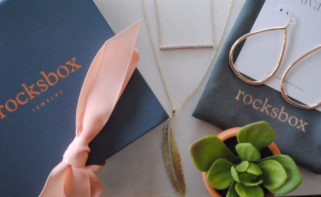 Free Jewelry for a month: Rocksbox Review