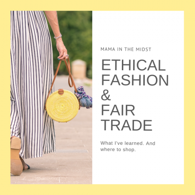 Ethical Fashion and Fair Trade