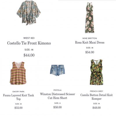 Stitch Fix Review June 2019