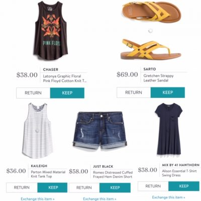 Stitch Fix Review: July 2019