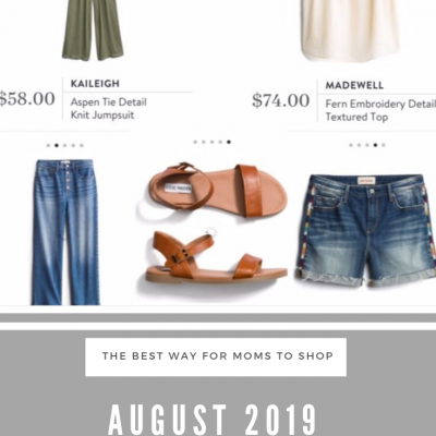 Stitch Fix Review: August 2019