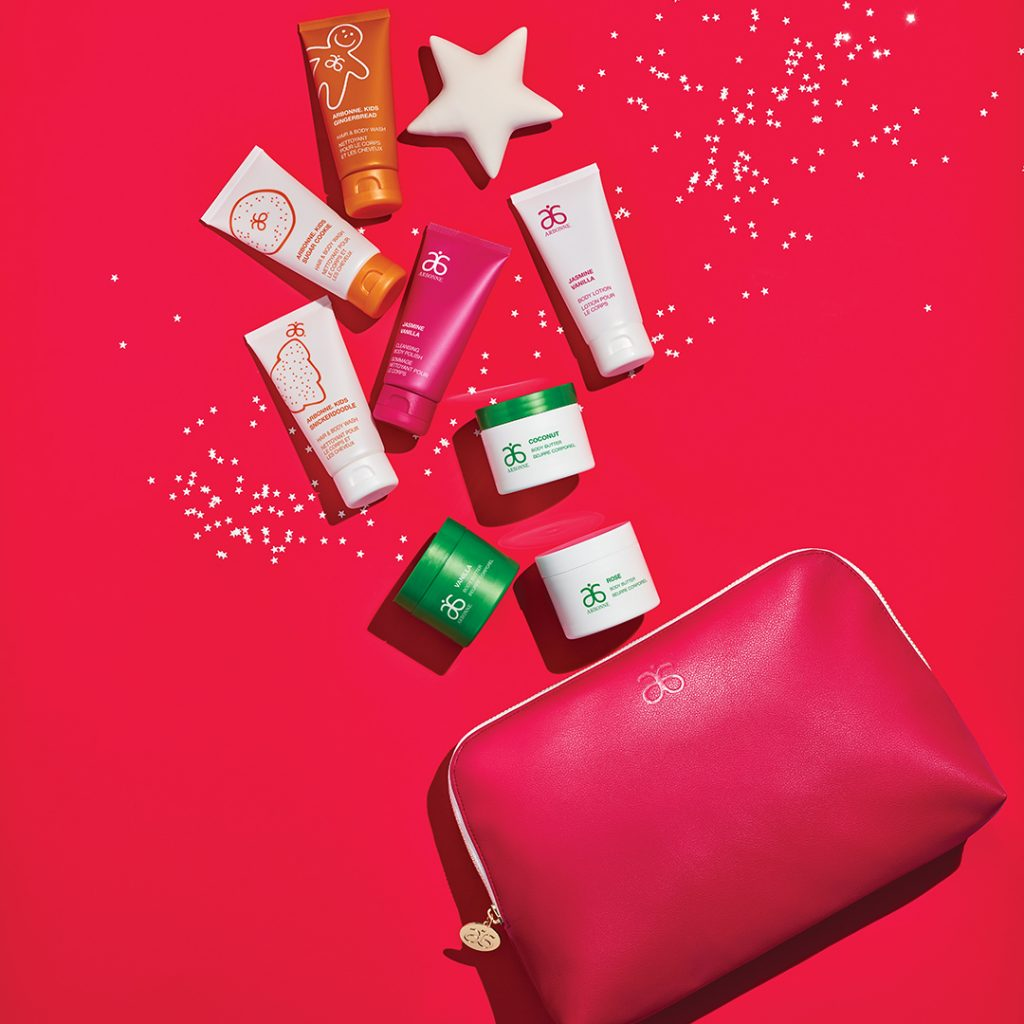 arbonne holiday line