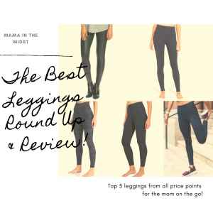 Best Leggings Round Up & Review