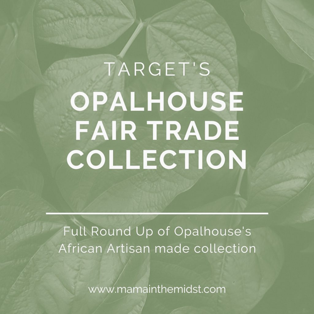 Target's Opalhouse Fair Trade Collection: Round Up